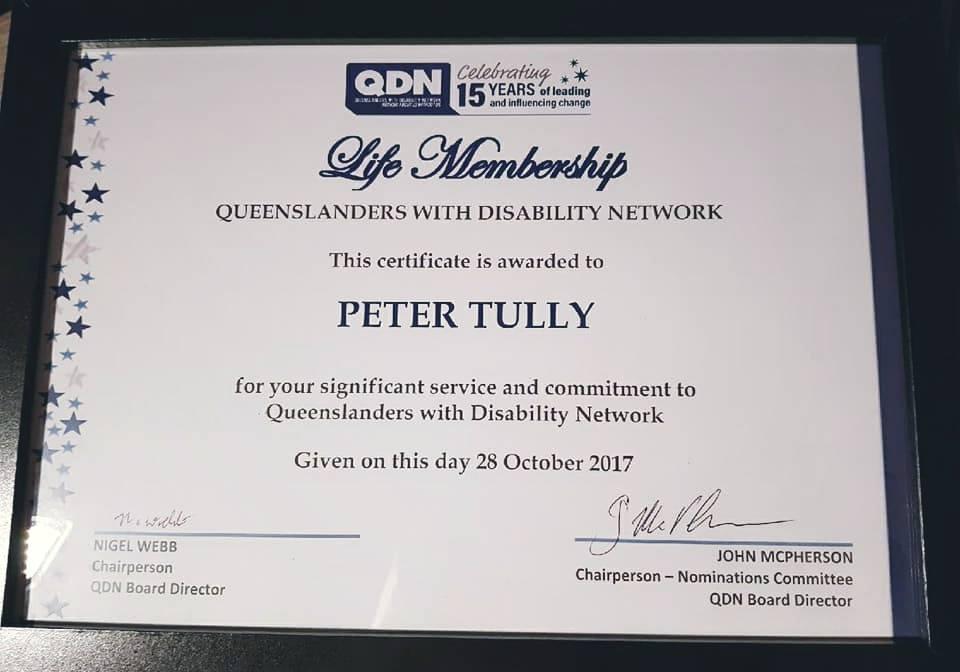 qdn life membership 2